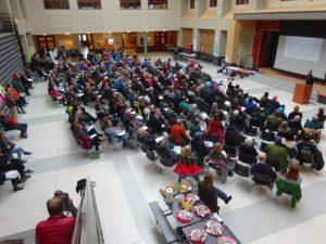 Wallingford Educates Wallingford meeting on Saturday January 7, 2017.