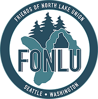 """Friends of North Lake Union"" logo"