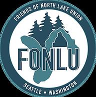 """Friends of North Lake Union"" logo"