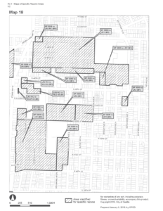 MHA Zoning Changes for Wallingford Urban Village, Map 18