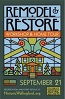 Remodel & Restore Workshop & Home Tour poster image.