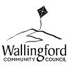"Wallingford Community Council ""Kite Hill"" logo"