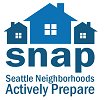 Seattle Neighborhoods Actively Prepare (SNAP) logo